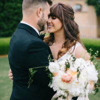 Samantha Bachman Weds Jordan Pickard Classic Country Club Oklahoma Wedding