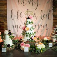 Megan Hunter Weds Marshall Golowenski   Romantic Rustic Oklahoma Wedding at Southwind Hills