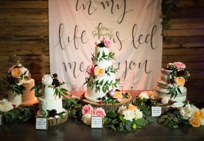 Megan Hunter Weds Marshall Golowenski | Romantic Rustic Oklahoma Wedding at Southwind Hills