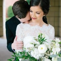 Meredith Farley Weds Chris Easterly | Classic Chapel Oklahoma Wedding