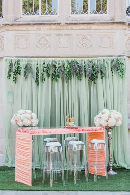 Southern Lawn Social Styled Shoot Oklahoma Wedding Planner Daniel Weir Design