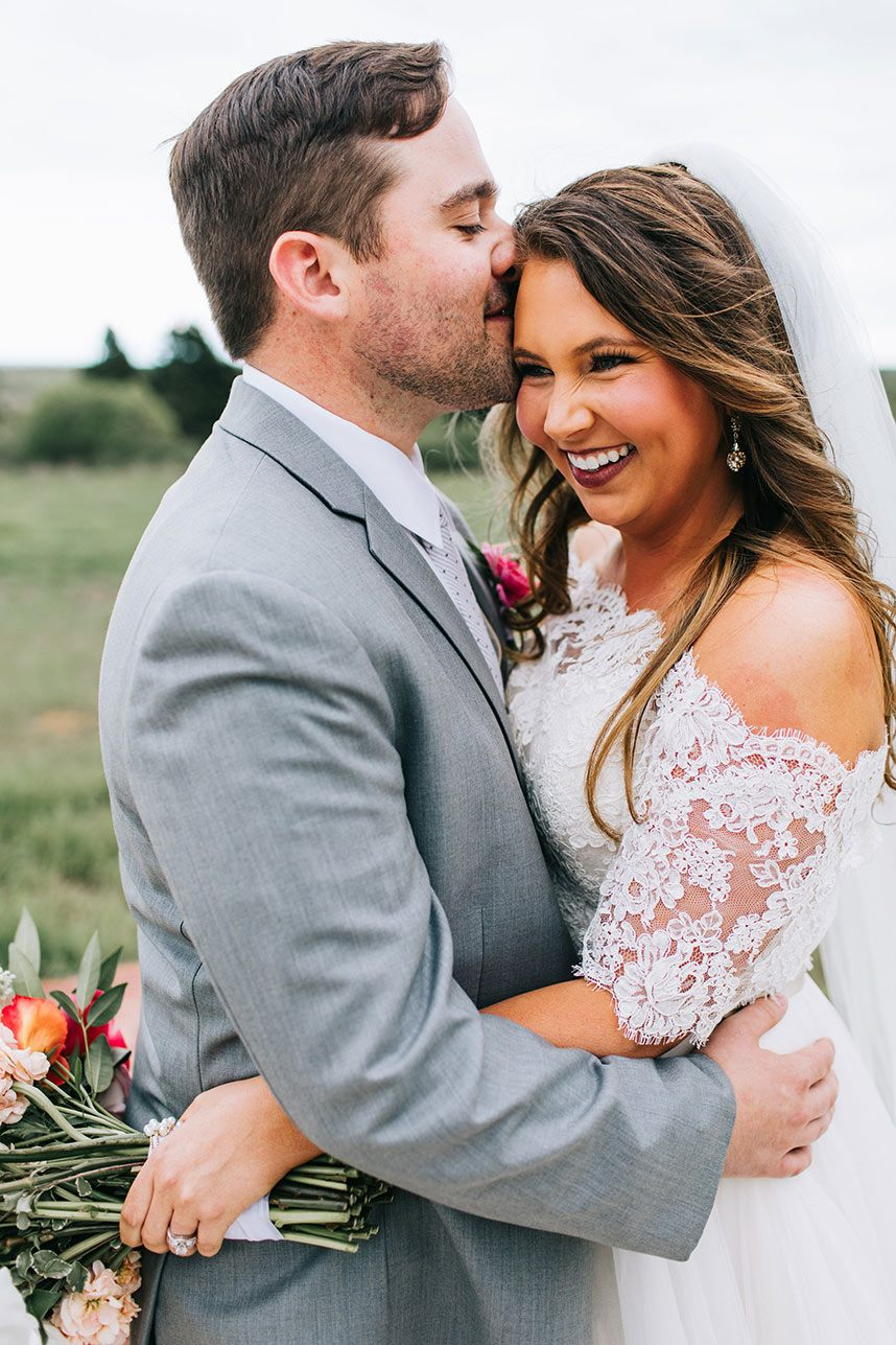 Mallorie McCartney Weds Matt Kane | Whimsical Spring Wedding at Sparrow
