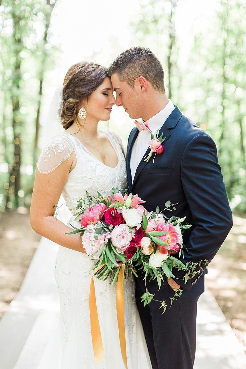 Lauren Davis Weds Cooper Treadway Romantic Oklahoma Wedding at Southwind Hills