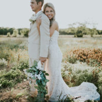 Taryn Colbert Weds Trentton Massey Rustic Oklahoma Wedding at The Dowry