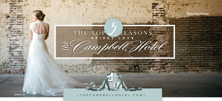 Campbell Hotel Advertorial
