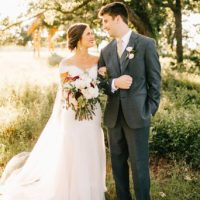 Kaci Kennedy Weds Grant Newton Rustic Vintage Wedding Captured by Sarah Libby Photography