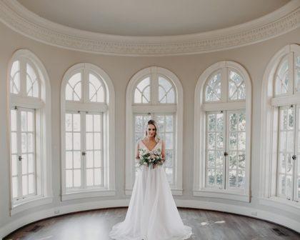 Gorgeous Blush Ballroom Styled Shoot Oklahoma Wedding Planner Malyn Made Weddings Oklahoma Wedding Venue Tulsa Garden Center