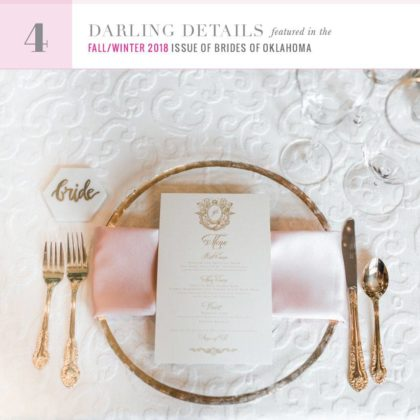 Countdown to the Cover - Four Darling Details
