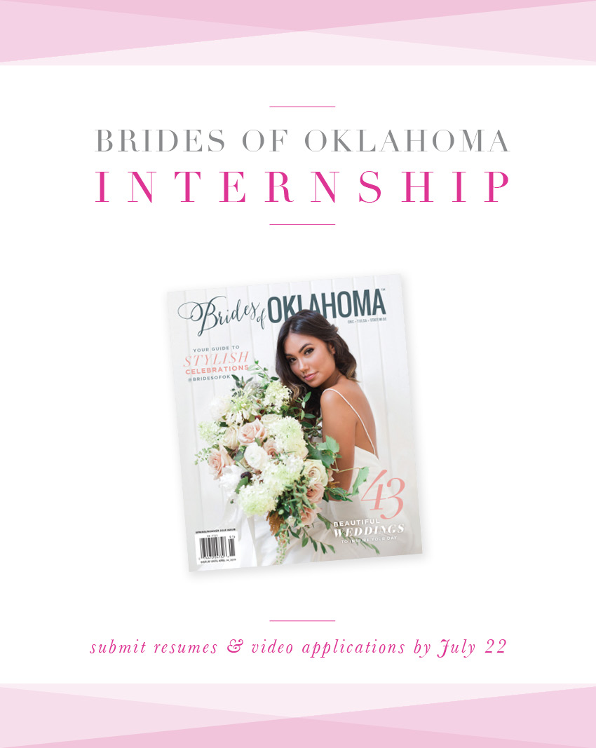 brides of oklahoma fall internship