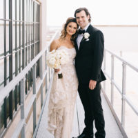 Molly Gilchrist Weds Dr. Thomas Cooke | Modern Oklahoma Wedding Captured by Josh McCullock Photography