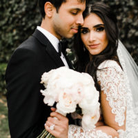 Sunia Khosravani Weds Ali Palejwala | Classic Elegant Persian Wedding