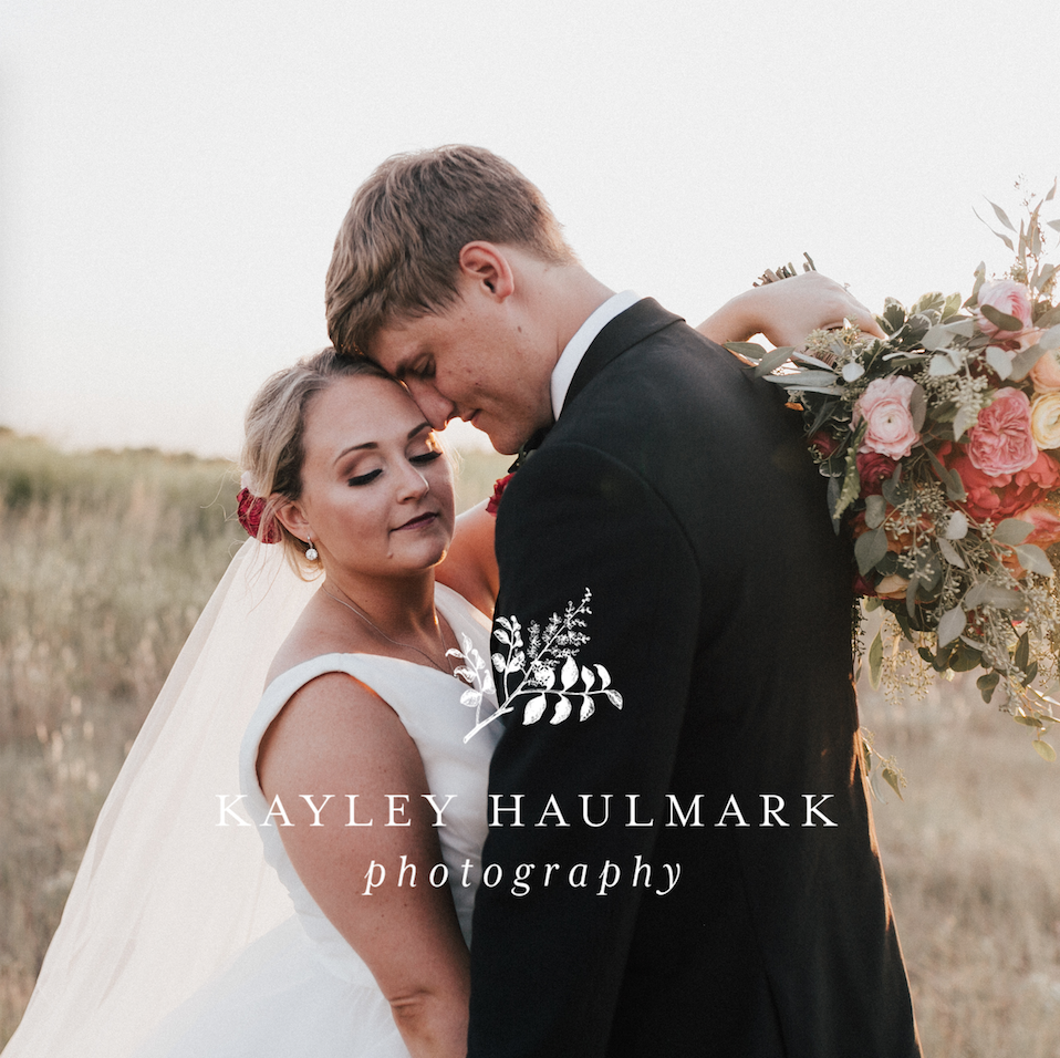 Kayley Haulmark Photography - Oklahoma Wedding Photography