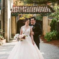 Margaret Cone Weds Dr. Patrick Henderson Moody and Mixed Metal Oklahoma Wedding