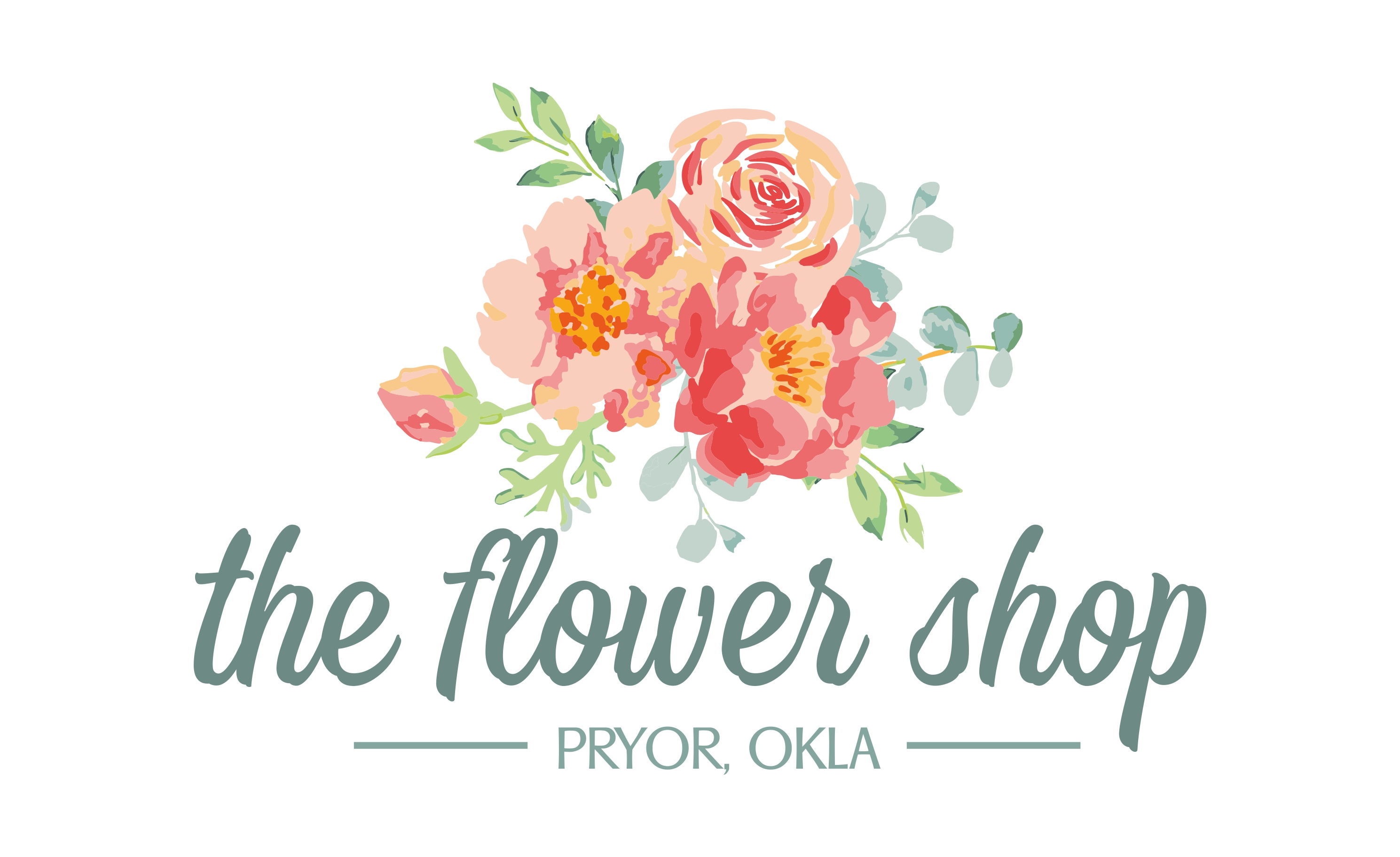 The Flower Shop Pryor Floral