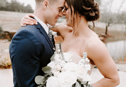 Lorin Brown Weds Toby Johnson Romantic Rustic Oklahoma Wedding from Embellished Weddings