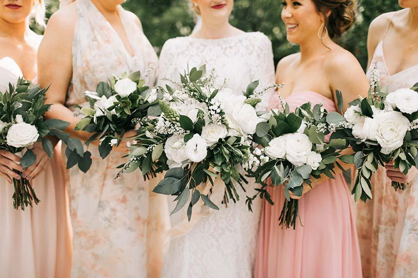 gorgeous floral arrangements
