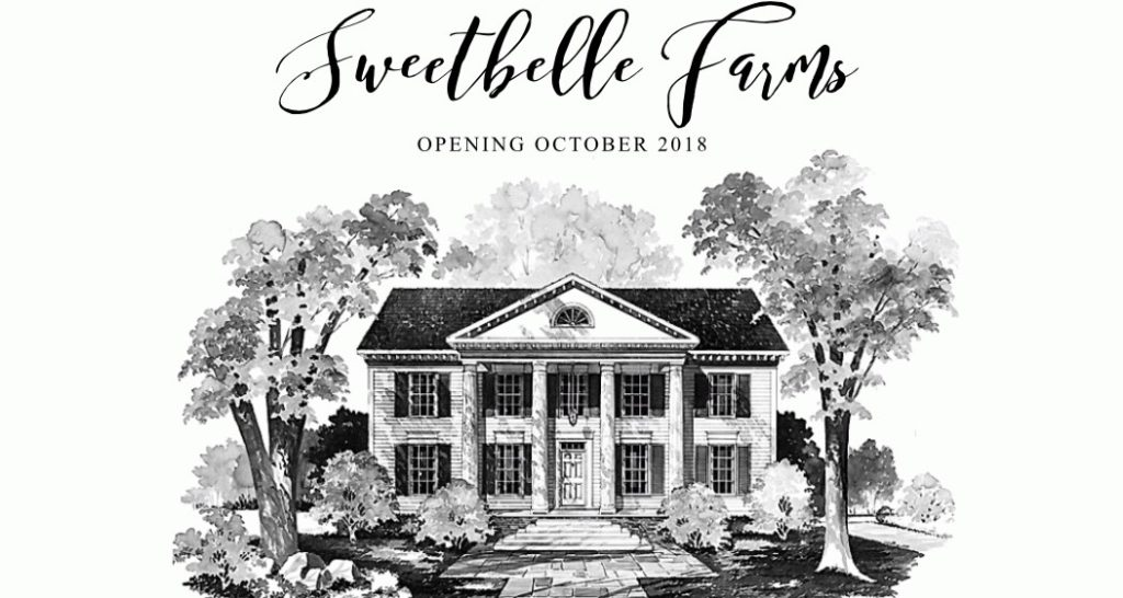 Sweetbelle Farms - Oklahoma Wedding Venues
