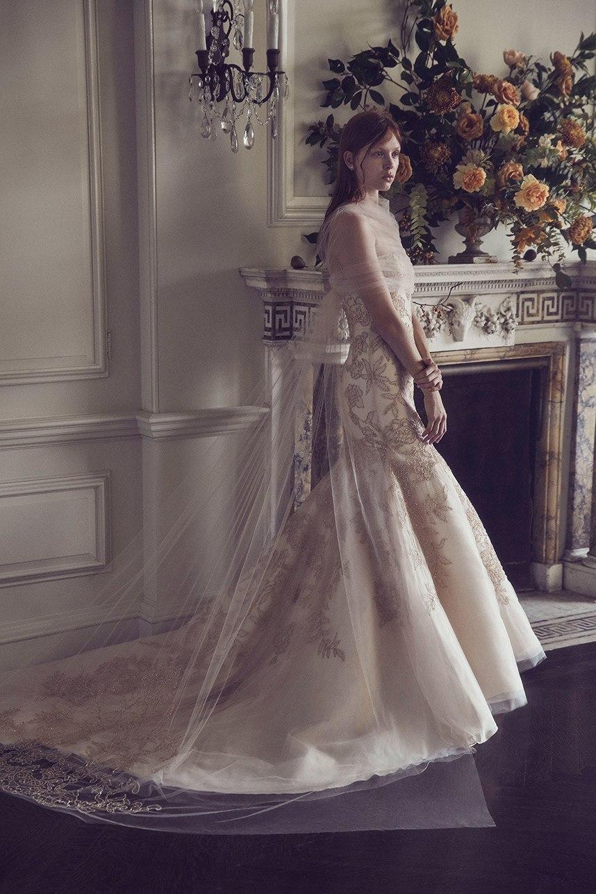 2019 bridal fashion week