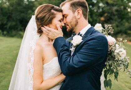 Romantic Traditional Wedding