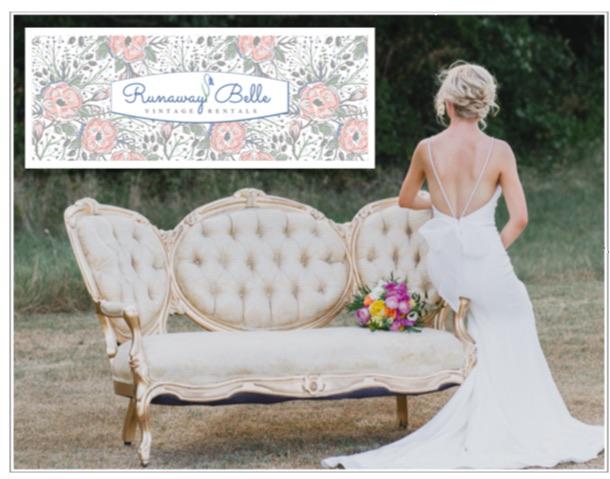 Runaway Belle Vintage Rentals - Oklahoma Wedding Rentals