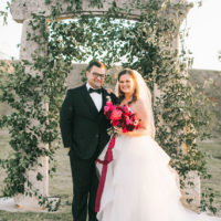 Shannon Sewell Weds Brady Nichols Rustic Fall Wedding at The Baumberhof