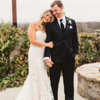 Falyn Mason Weds Connor Buchman Rustic Southwind Hills Wedding Captured by Emily Nicole Photo