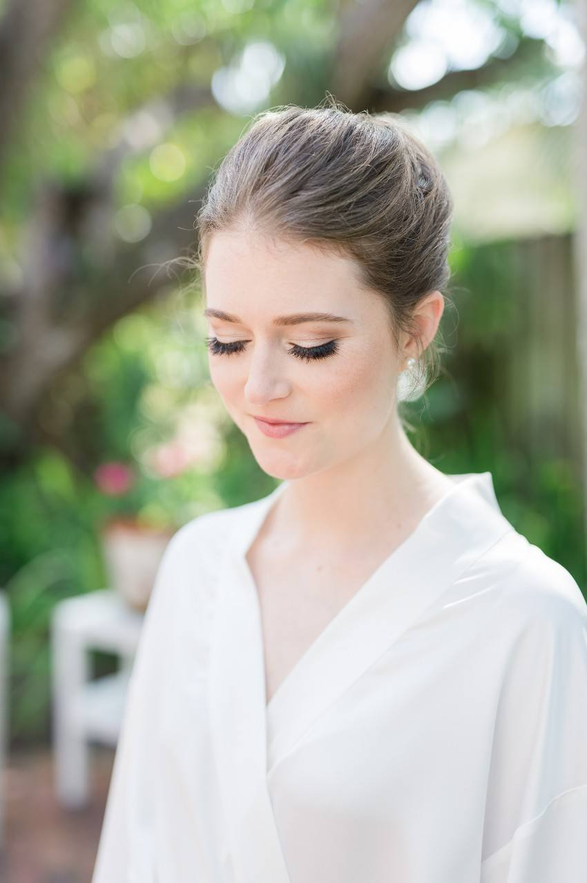 How to Look Your Best in Your Wedding Photos - Tips from Carolyn F. Beauty
