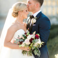 McKenzie Belcher Weds Seth Heckart Classic Romantic Oklahoma Wedding Captured by Tammy Odell Photography