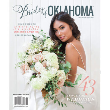 2019 Spring Summer Brides of Oklahoma Magazine