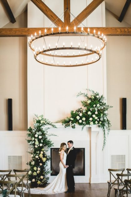 Emerald Paradise Styled Shoot at the Patriot Club