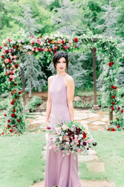 Gorgeous Garden Glamour Wedding Design Oklahoma Wedding Photographer Andi Bravo Photography Oklahoma Wedding Venue The Montellano Event Center
