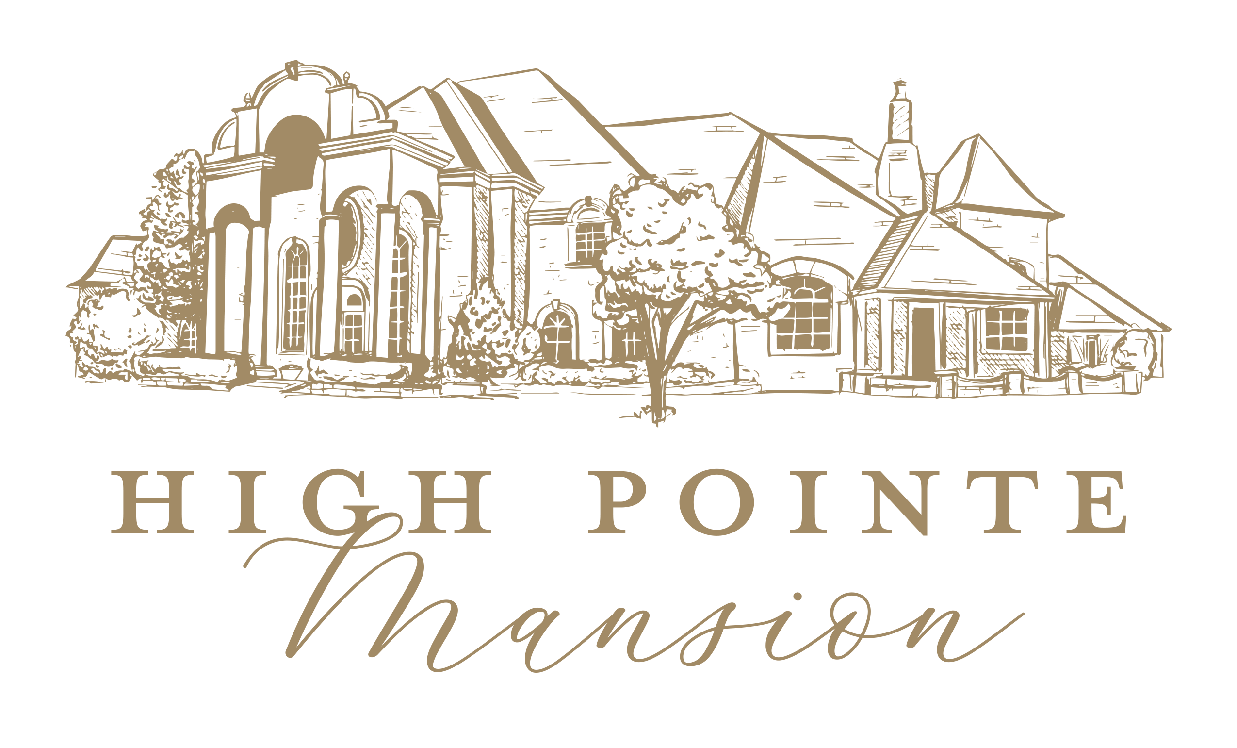 High Pointe Mansion Venues