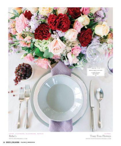 brides of oklahoma garden glamour
