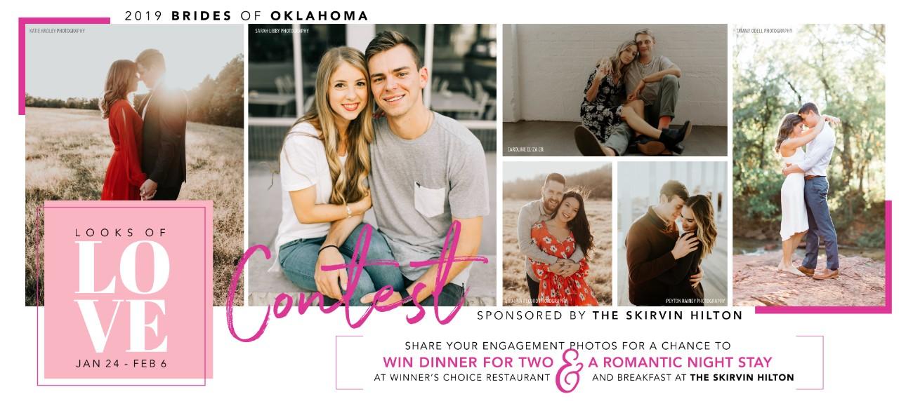 Brides of Oklahoma Looks of Love 2019