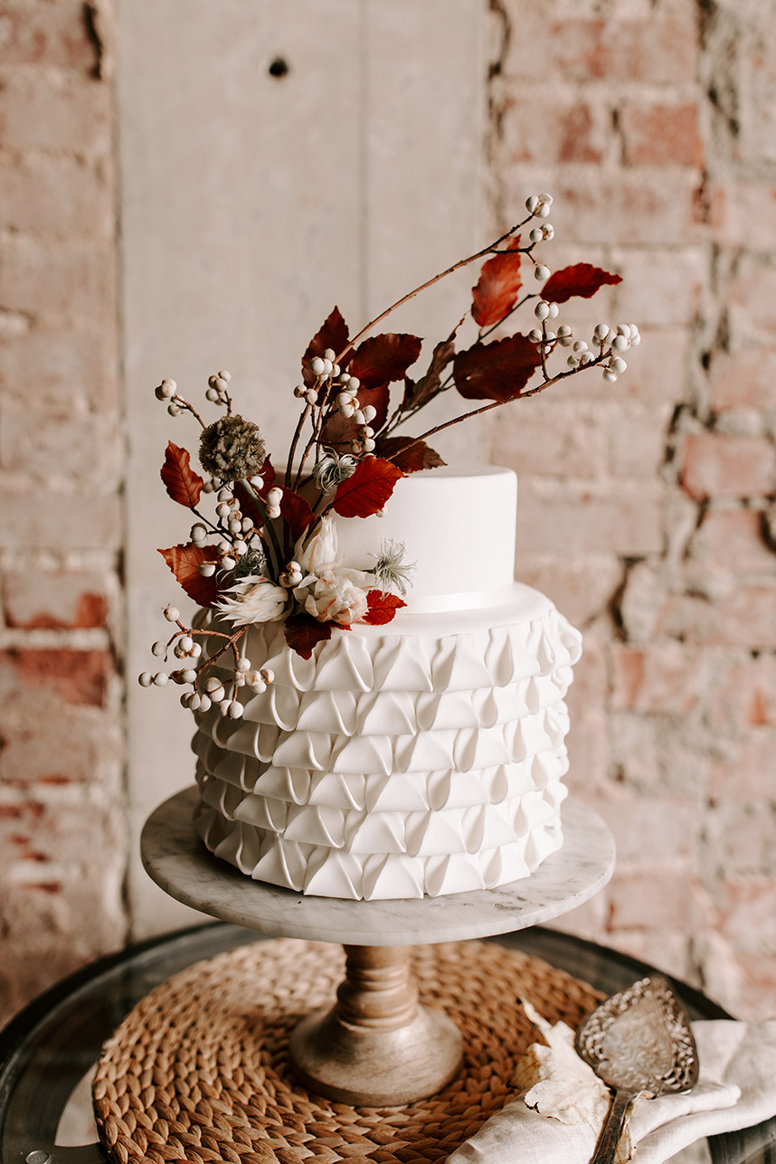 Meet the Mag Creatives: Oklahoma Wedding Cake and Dessert Bakers