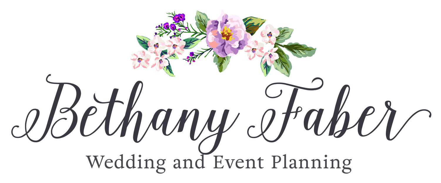 Bethany Faber Events Wedding Planner