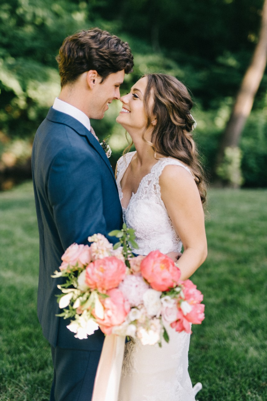 Katy Brooks Weds Josh Beasley Dreamy Natural Wedding at Spain Ranch Captured by Josh McCullock Photography