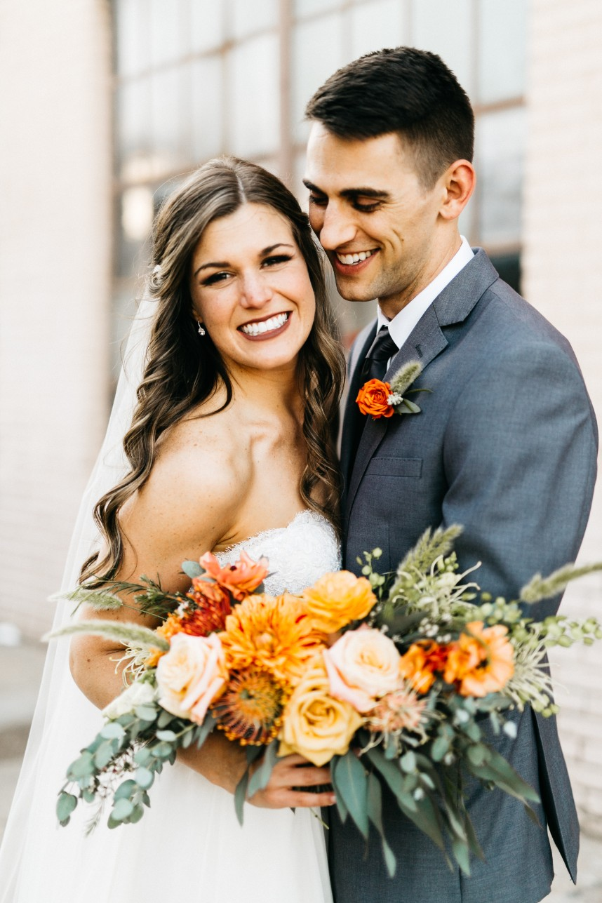 Elizabeth Asbury Weds Thomas Briggs Festive Cinco de Mayo Themed Wedding from Kailey Watson Photo