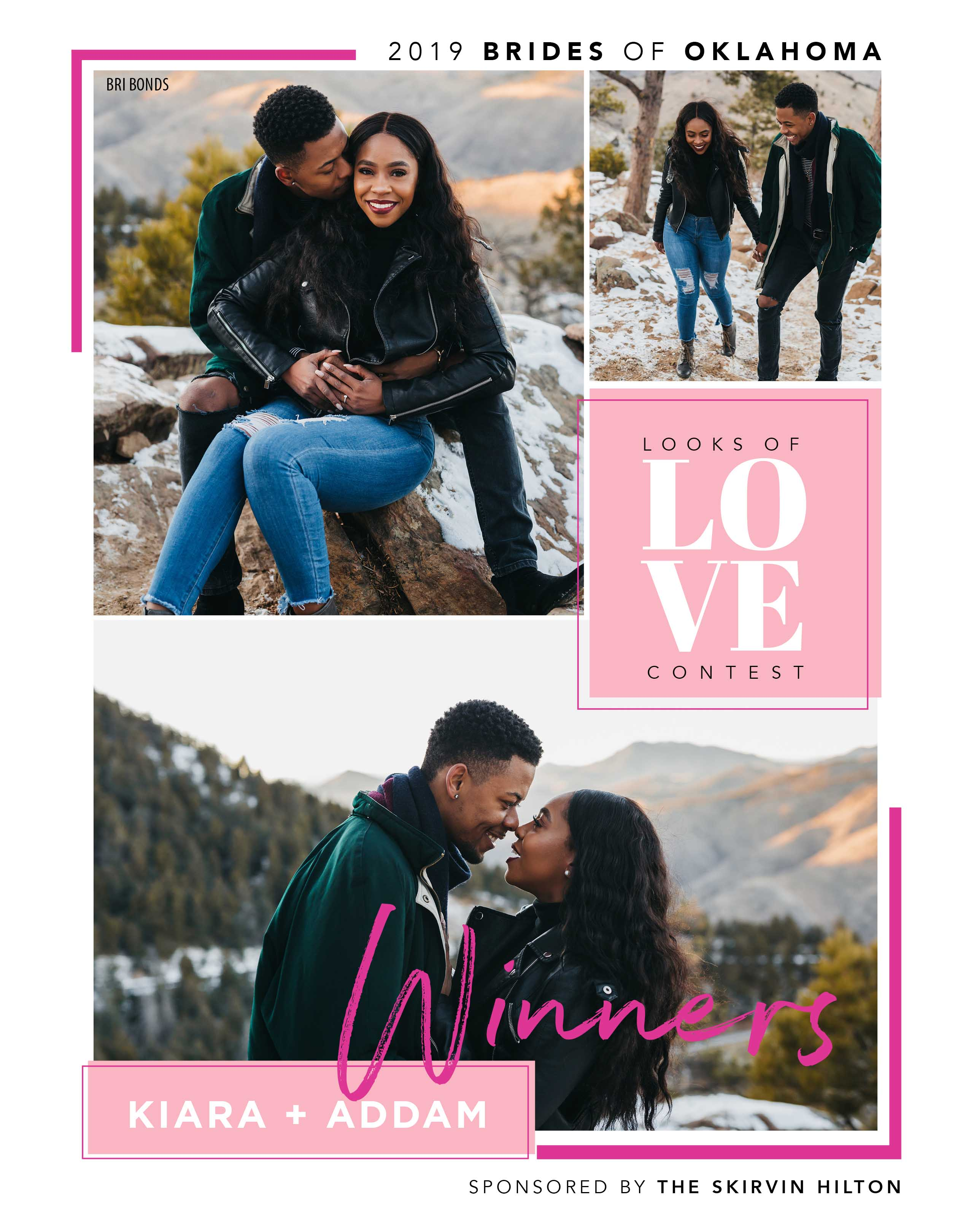 Meet our 2019 Looks of Love Contest Winners!