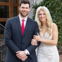 Caroline Cameron Weds Gabe Ikard Fun and Festive Spring Oklahoma Wedding