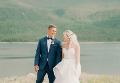 Haley Odell Weds Zach Fowler Outdoor Colorado Destination Wedding
