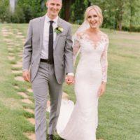 Lindy Green Weds Daniel Johnson Romantic Oklahoma Wedding at The Baumberhof Captured by Brett Heidebrecht