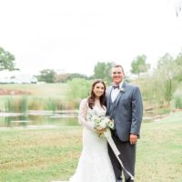 Nicole Saldon Weds Dalton Killman Rustic Vintage Oklahoma Wedding from Embellished Weddings