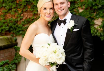 Jessica Tettleton Weds Cole Adkins Oklahoma Ballroom Wedding from Holly Gannett Photography