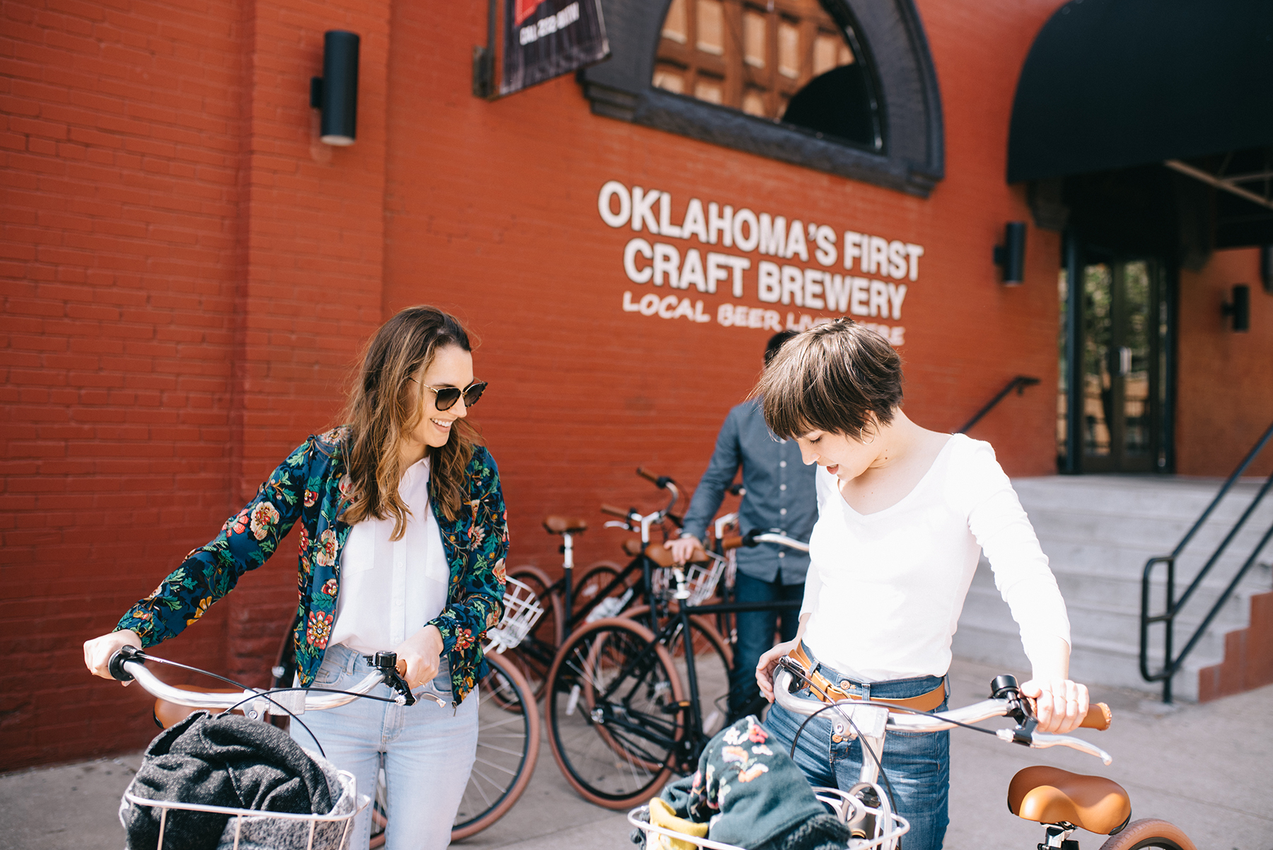 Ride OKC Bike Tours - Brides of Oklahoma
