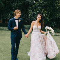elegant country club wedding
