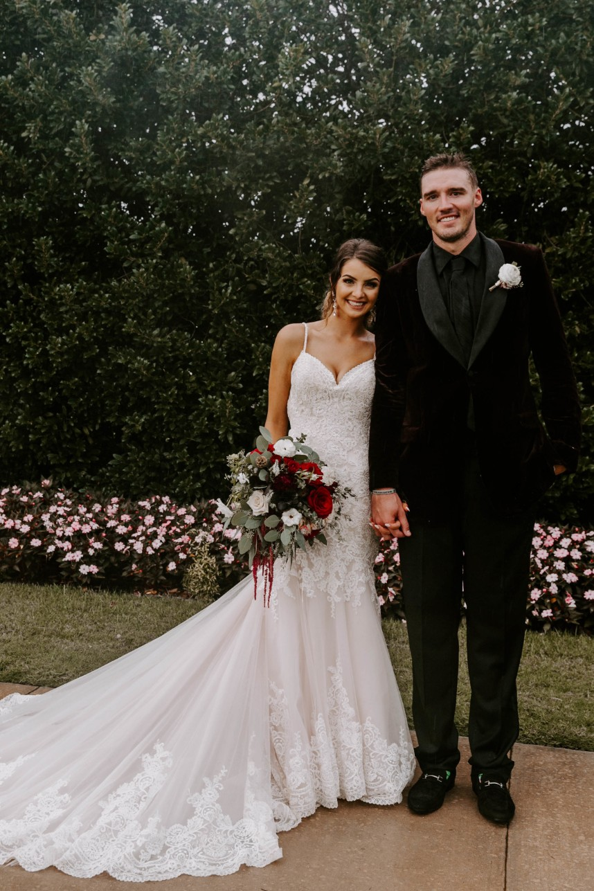 Sara Hamilton Weds Ryan Spangler