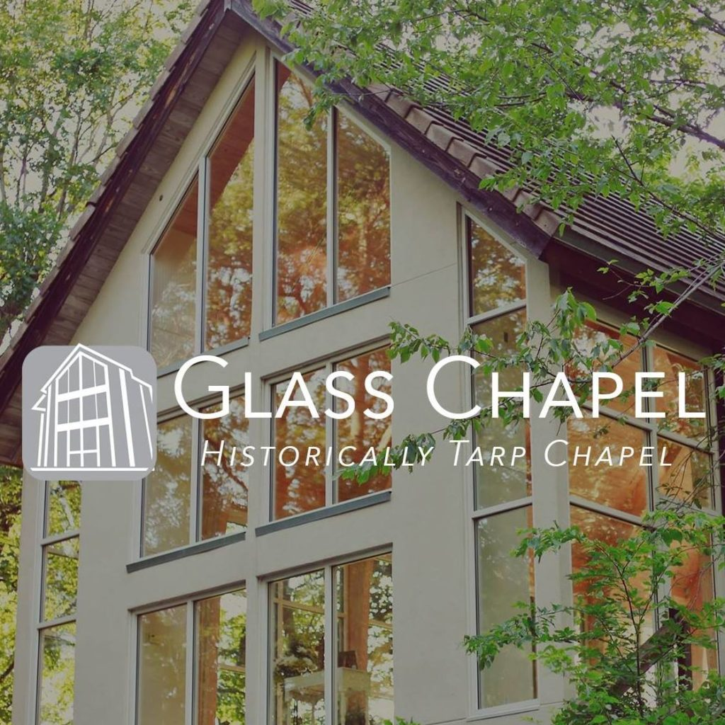 Glass Chapel - Oklahoma