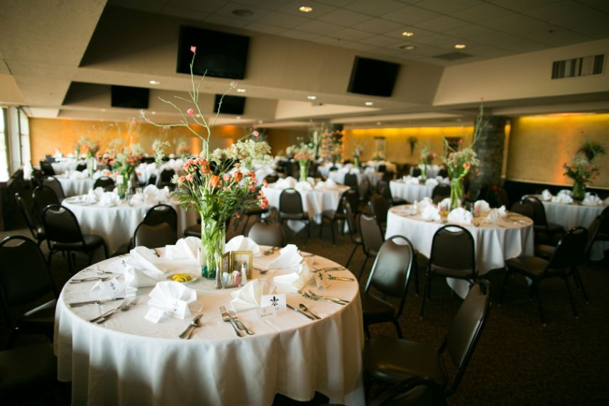 remington park wedding