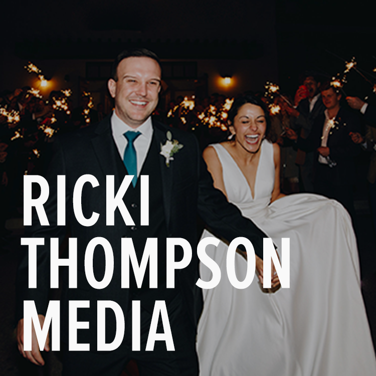 Ricki Thompson Media - Oklahoma Wedding Photography
